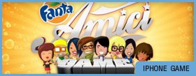 VIDEOGAME: FANTA AMICI GAME IPHONE