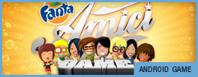 VIDEOGAME: FANTA AMICI GAME ANDROID